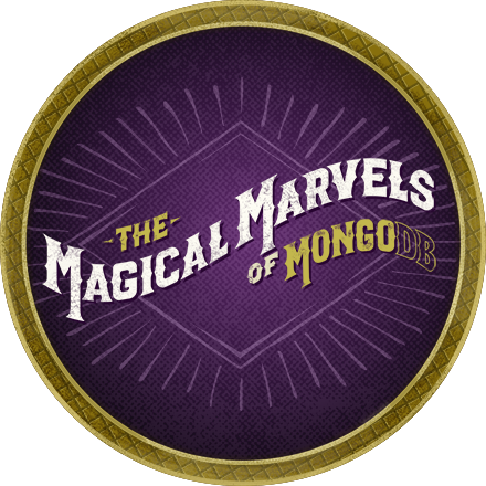 The Magical Marvels of MongoDB course image