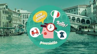 Learn to pronounce, read & write Italian in less than 3 hrs course image