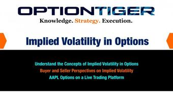 Introduction to Implied Volatility in Options course image