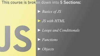 Start Writing Javascript Today course image