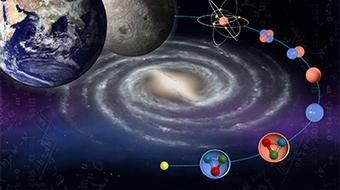 From Atoms to Stars: How Physics Explains Our World course image