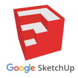 Google SketchUp for 3D Modeling course image