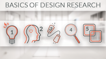 Basics of Design Research (Edition Q3/2017) course image