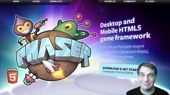 Phaser Html5 Games Basics course image