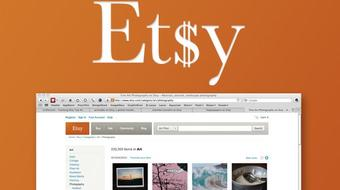 Dominate etsy with this amazing guide and steps course image