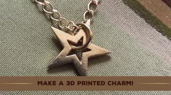 Design a 3D Printed Charm course image
