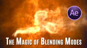 After Effects Skills: The Magic of Blending Modes in After Effects course image