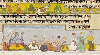 Hinduism Through Its Scriptures course image