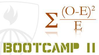 Mathematical Biostatistics Boot Camp 2 course image