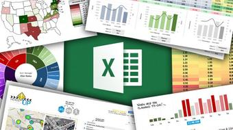 Excel Formulas & Functions Part 3: Statistical Functions course image