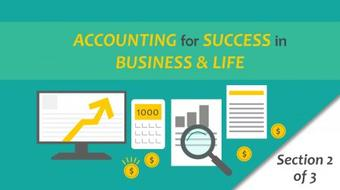 The Accounting Course for Success in Business & Life! (Part 2) course image