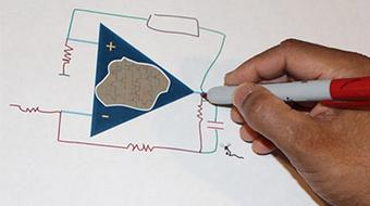 Circuits and Electronics 3: Applications course image