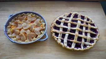 Pie Crusts: Butter, Oil, & Gluten Free recipes course image