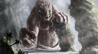 Digitally Paint Fantastic Giants Walking the Earth course image