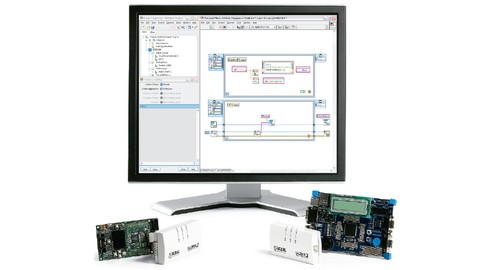 Udemy - PIC Microcontroller meets LabVIEW : Step by step