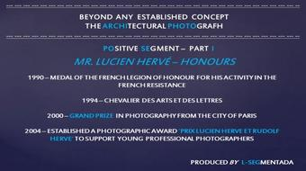 Beyond any established concept - The Architectural Photograph course image