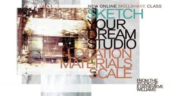 SKETCH YOUR DREAM STUDIO course image