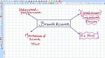 Branch Accounts - A Complete Analysis course image