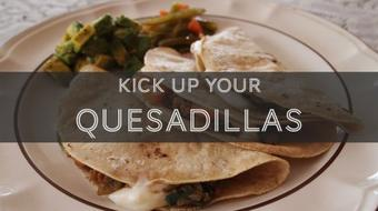 Kick Up Your Quesadillas course image