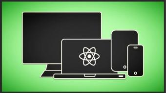 ReactJS and Redux - Build 4 Web Apps [4/4] course image