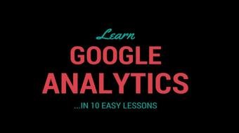 10 Easy Ways to Use Google Analytics: A Course for Consultants, Small Businesses & Entrepreneurs course image