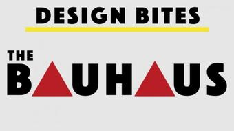 Design Bites: The Bauhaus Movement course image