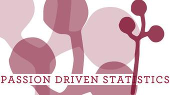 Passion Driven Statistics course image