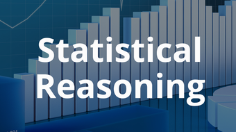Statistical Reasoning (Open + Free) course image