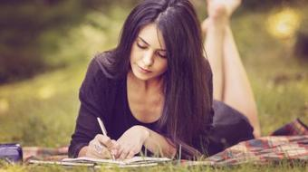 Becoming A Writer : Learn to eliminate writers block in 10 minutes course image
