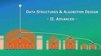 数据结构与算法设计(下) | Data Structures and Algorithm Design Part II  course image