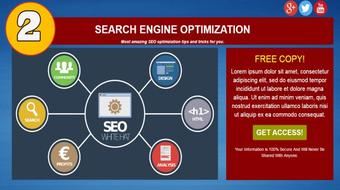 SEO Niche Landing Page using Bootstrap - Part 2 course image