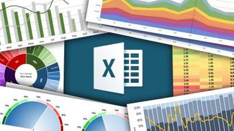 Introduction to Data Visualization in Excel (Part 2): Advanced, Real-World Case Studies course image