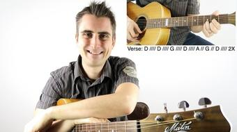 Guitar: Learn To Play 10 Guitar Songs Using Just 3 Chords