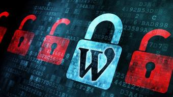 WordPress Security 2017: Secure Your Site Against Hackers!! course image