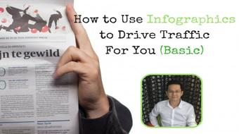 How to Use Infographics to Drive Traffic For You (Basic) course image
