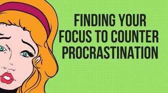 A Guide to Finding Focus in Overcoming Procrastination course image
