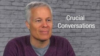 Crucial Conversations: Tools for Talking When Stakes are High course image