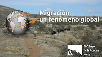 Migración, un fenómeno global course image