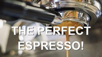 The perfect Espresso! course image