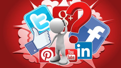 Ultimate guide to Social Media Web development integration  course image