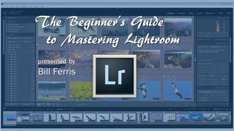 The Beginner's Guide to Mastering Lightroom course image