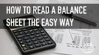 How To Read a Balance Sheet course image
