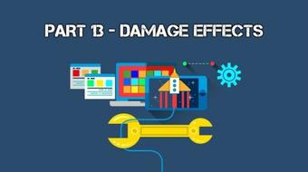 Develop Trading Card Game Battle System With Unity 3D: Part XIII (Damage Effects) course image