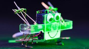 Begin Robotics course image