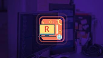 Learn R Programming from Scratch course image