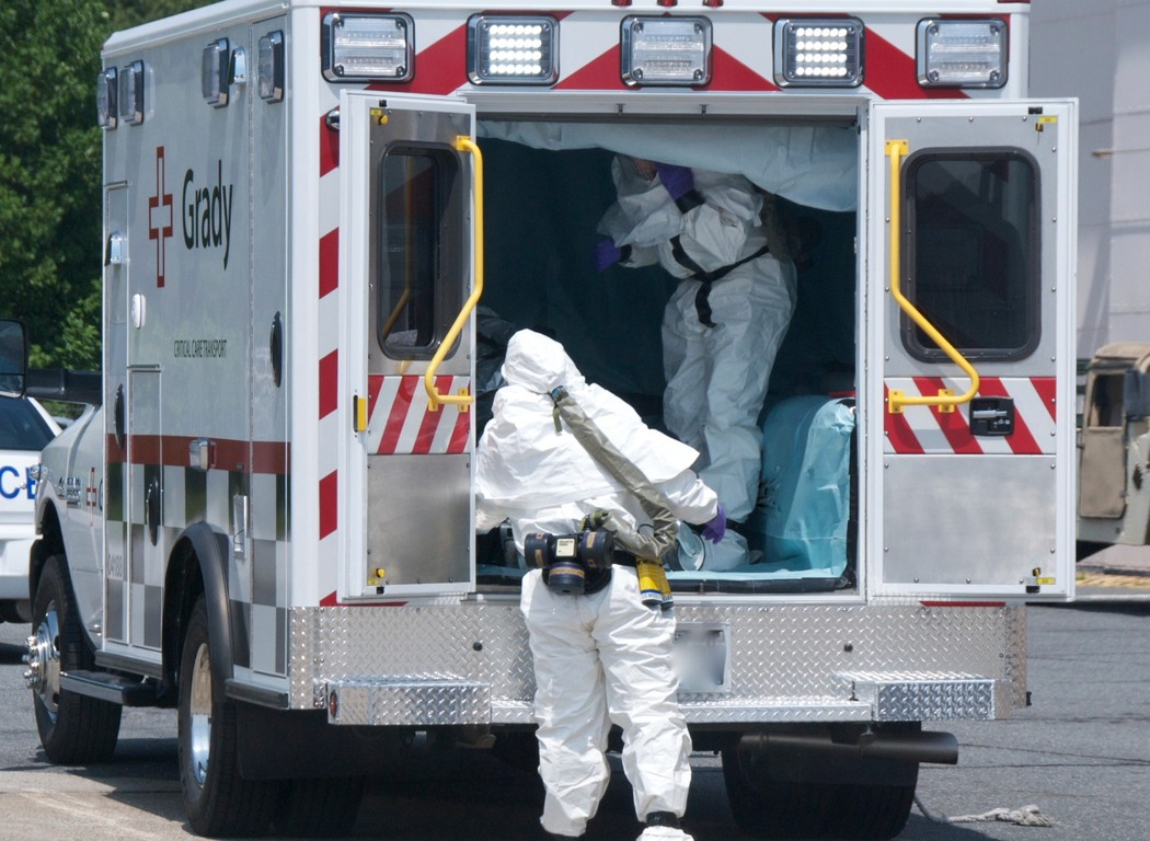 EMS Biosafety Transport for Operators course image