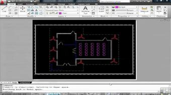 Learning AutoCAD 2010 course image