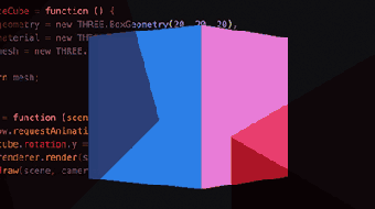 3D in the Browser With Three.js course image
