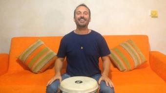 Relax with Percussion & Drums for Beginners - A Practice for All course image