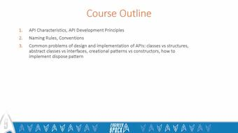 What's New in C# 6, C# 7 and VS2017 course image